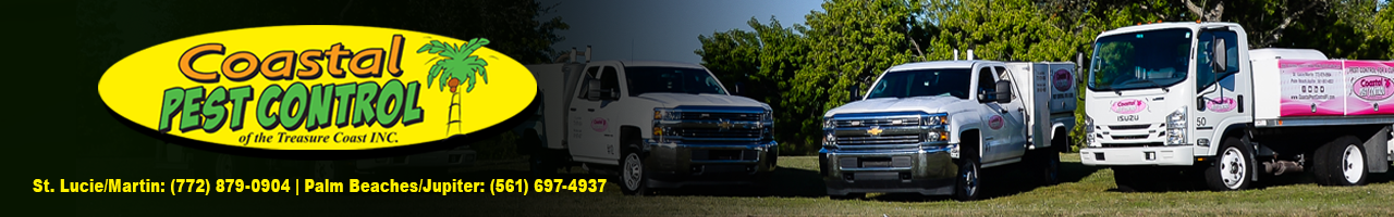 Coastal Pest Control of the Treasure Coast, Inc.